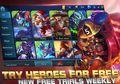 5 Hero Mobile Legends yang Wajib Dicoba oleh Pemula