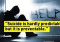 Bagaimana Cara Membantu Orang yang Punya Pikiran Untuk Bunuh Diri?