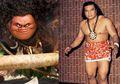 Ternyata Karakter Maui di film Moana Terinspirasi Sosok Mirip Rhoma Irama Ini