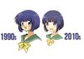 Evolusi Grafik Anime dari Masa ke Masa yang Membuktikan Kartun Jepang Terus Berkembang