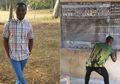 Setelah Fotonya Viral, Ini Curhatan Guru di Ghana Tentang Minimnya Fasilitas Sekolah Dan Semangatnya Mengajar. Inspiratif Banget!