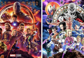 "Benarkah Poster ""Avengers: Infinity War""  Meniru Poster ""Dragon Ball Super's Tournament of Power""? Ini Penjelasannya"