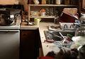 Dapur Kotor Ternyata Membuat Kita Makan Lebih Banyak