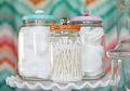 DIY Membuat Tempat Kapas dari Jar Bekas Dalam Waktu 15 Menit!
