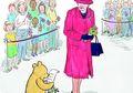 Kisah Winnie the Pooh dan Ratu Elizabeth yang Sama-sama Rayakan Ulang Tahun Ke-90