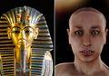 Paradoks Wajah Asli Raja Tutankhamun dan Keindahan Topeng Emas yang Melingunginya