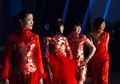 Merayakan Imlek, Tahanan dan Sipir Penjara Perempuan di Tiongkok ini Menjadi Model untuk Fashion Show