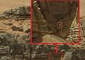 'Kepiting' Aneh Merangkak Keluar dari Gua di Mars?