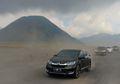 Bagaimana Bisa  Tanjakan Seekstrim  Gunung Bromo Terasa Enteng Dengan Mobil 1500 cc? All Honda CR-V 1.5 Turbo Menjawabnya