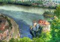 (Foto) Langka Tapi Nyata, Inilah 8 Fenomena Sungai yang Bertemu Tapi Tidak Menyatu