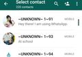 Inilah Cara Mudah Mengetahui Siapa Saja yang Menyimpan Kontak WhatsApp Kita di Ponselnya
