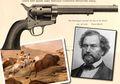 Samuel Colt, Penemu Pistol Sistem Silinder yang Membuat Nama Pistol Tetap Saja Colt dan Bukan Revolver