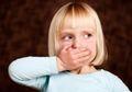 Terlalu Galak Pada Anak? Waspada Anak Jadi Suka Berbohong