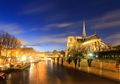 Sungai Seine, Menara Eiffel dan Romantisme Paris