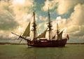 James Cook Pernah Keluyuran di Batavia