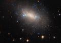 Galaksi Tak Beraturan NGC 2337 dari Konstelasi Lynx