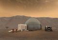 NASA Akui Tidak Mampu Kirim Manusia ke Planet Mars
