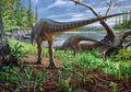 Seperti Hewan Modern, Dinosaurus Juga Menyukai Wangi Bunga