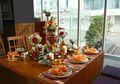 Ruang Makan Nuansa Mediterania Beri Kehangatan Saat Hari Raya
