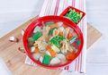 Segarnya Sup Bakso Ikan Kembang Tahu untuk Sarapan