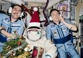 Keren! Ini Dia Astronaut Pertama yang Berhasil Rayakan Natal di Luar Angkasa