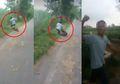 Viral di Facebook, Netizen Bagikan Video Orang Gila Disiksa