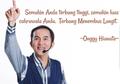 Mengenal Onggy Hianata, Tokoh di Balik Gerakan Perubahan Hidup di Indonesia