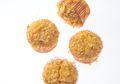 Kreasi Muffin Unik Untuk Sarapan: Pumpkin Cornflake Muffin