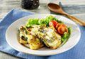 Omelet Daging Asap Keju Ini Cocok Buat Sarapan