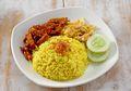 Rencanakan Esok Hari Sarapan dengan Nasi Kuning yang Super Praktis Dibuat