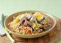 Malam-Malam Begini Paling Nikmat Menyeruput Kuah Ramen Pedas Tofu