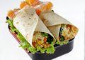 Burrito Makaroni, Tortilla Isi Makaroni Yang Mudah Dibuat Untuk Sarapan