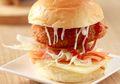 Sarapan Makin Lahap Dengan Burger Jamur Merica Hitam