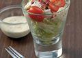 Sisihkan 20 Menit Untuk Membuat Bacon Tomato Salad Yang Pas Untuk Santap Malam Ataupun Sahur