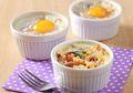Sarapan Pagi Makin Semarak Dengan Telur Panggang yang Lezat