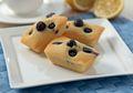 Mari Membuat Blueberry Peanut Financier Super Imut Khas Perancis dengan 8 Bahan Saja!