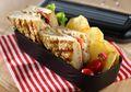 Yuk, Bikin Sandwich Chicken Mayo With Ham, Sarapan dan Bekal Praktis Yang Mengenyangkan