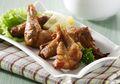 Agar Si Kecil Tidak Susah Makan, Buat Fried Chicken Wings Kesukaannya Saja