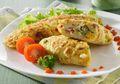 Yuk, Bikin Sarapan Mudah dan Sehat sengan Resep Omelet Sayur Berikut