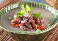 Hangatkan Malam dengan Semangkuk Sayur Kacang Merah Lezat