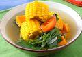Sayur Bening Daun Kacang Panjang, Menu Berkuah Yang Nikmat Untuk Santap Malam