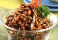 Kalau Ada Kering Kacang Teri Tawar, Siapa Punn Jadi Lahap Makan