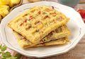 Sarapan Anti Mainstream dengan Omelet Waffle, Butuh 5 Bahan Saja