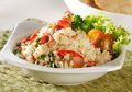 30 Menit Membuat Nasi Goreng Sosis Lezat Untuk Menu Sarapan Pagi Ini
