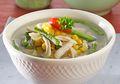 Bikin Makan Malam Jadi Hangat Dengan Semangkuk Sayur Bening Kacang Panjang
