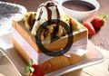 Bersama Si Kecil, Yuk, Buat Banana Honey Japanese Toast yang Praktis Ini