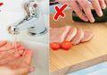 Kebiasaan yang Biasa Dilakukan di Dapur Ini Bisa Timbulkan Penyakit