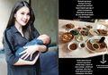 Sandra Dewi Ungkap Masakan Mertua, Katanya Dipaksa Makan Kice Tiap Jam! Apa Itu, Ya?