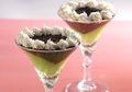 Tampil Cantik, Sajikan Avocado Choco Pudding Saja Untuk Dessert Sore Ini