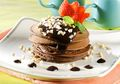 Menghadirkan Pancake Cokelat Kacang, Cara Jitu Mengatasi Si Kecil Malas Sarapan